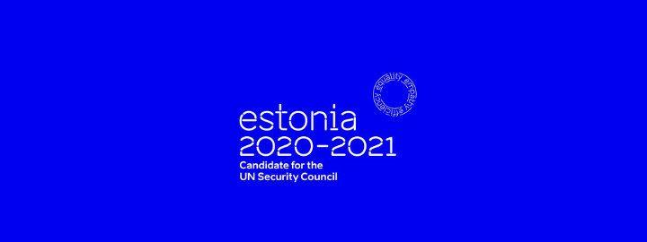 Estonia to the UN Security Council 2020-2021