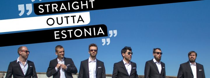 "Edinburgh Fringe – ""Straight Outta Estonia"""