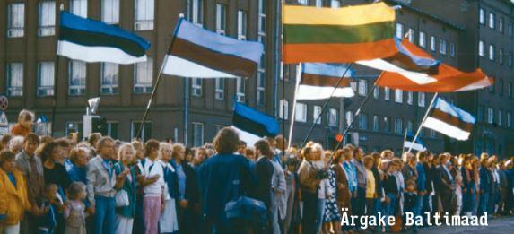 Filmiõhtu Londoni Eesti Majas: Balti kett 30