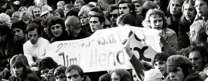 """Soviet Hippies"" screening, London"