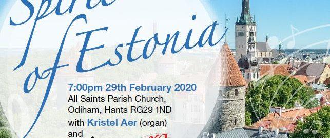 Spirit of Estonia
