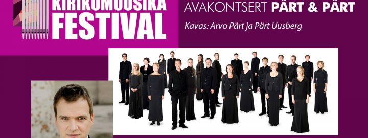 Virtual concert 'Pärt & Pärt'